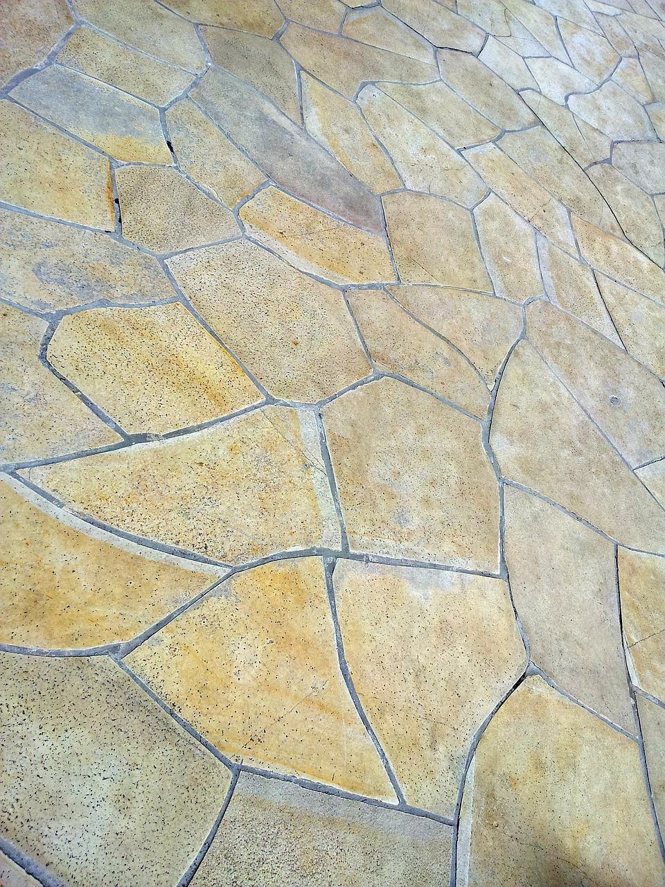 decorative concrete paving