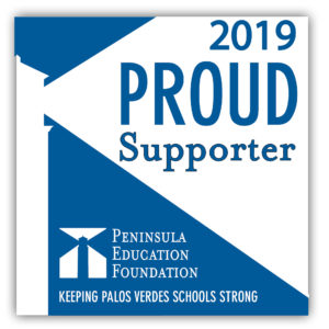 2019 Proud Supporter logo