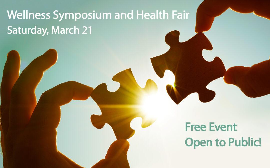 Wellness Symposium – Free Event