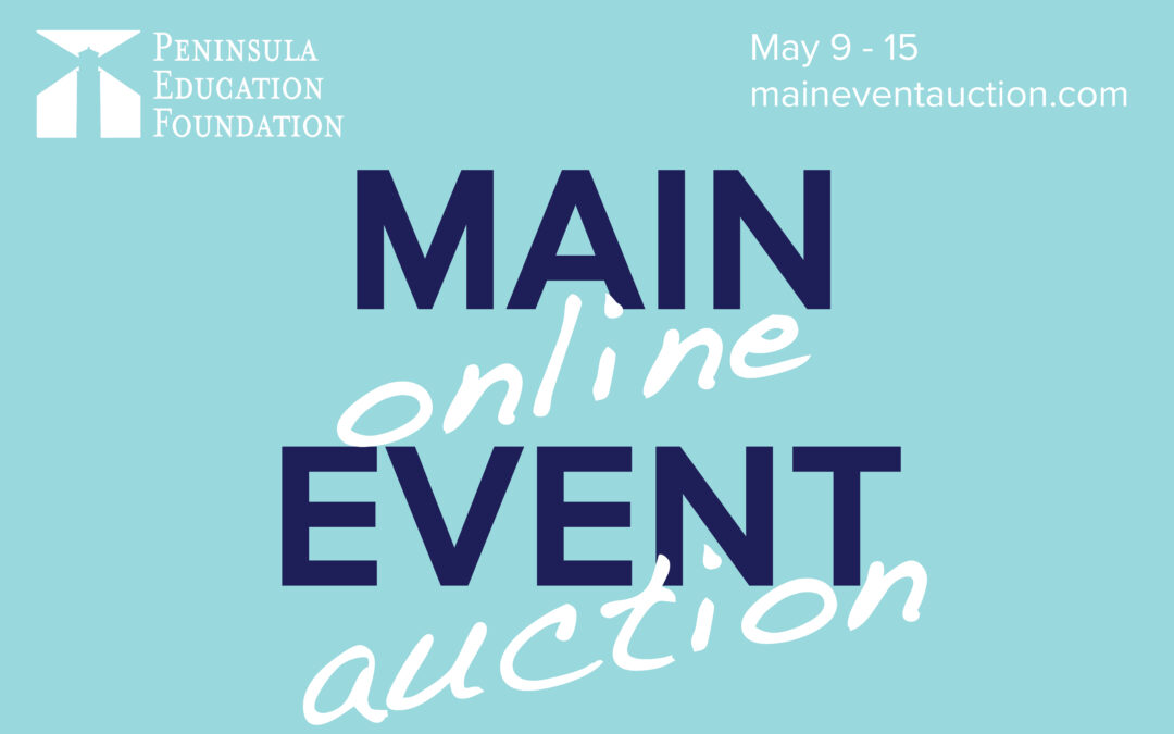 Main Event Online Auction: May 9 – 15