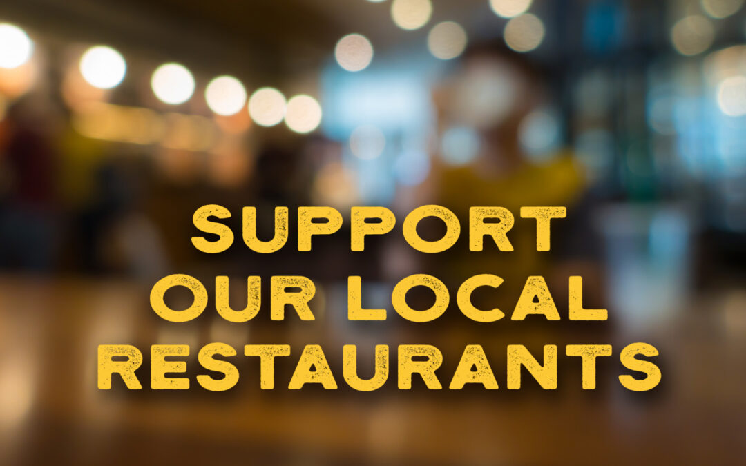 Let's rally for restaurants!