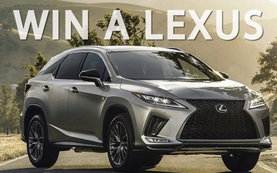 Enter for a Chance to Win a Brand New 2021 Lexus RX Hybrid!