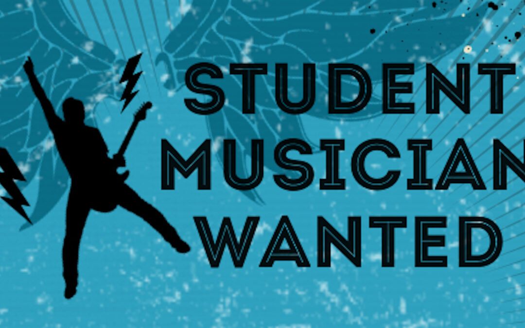 Student Musician Auditions for Main Event Live