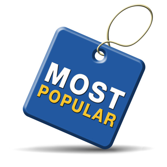 All Web most popular