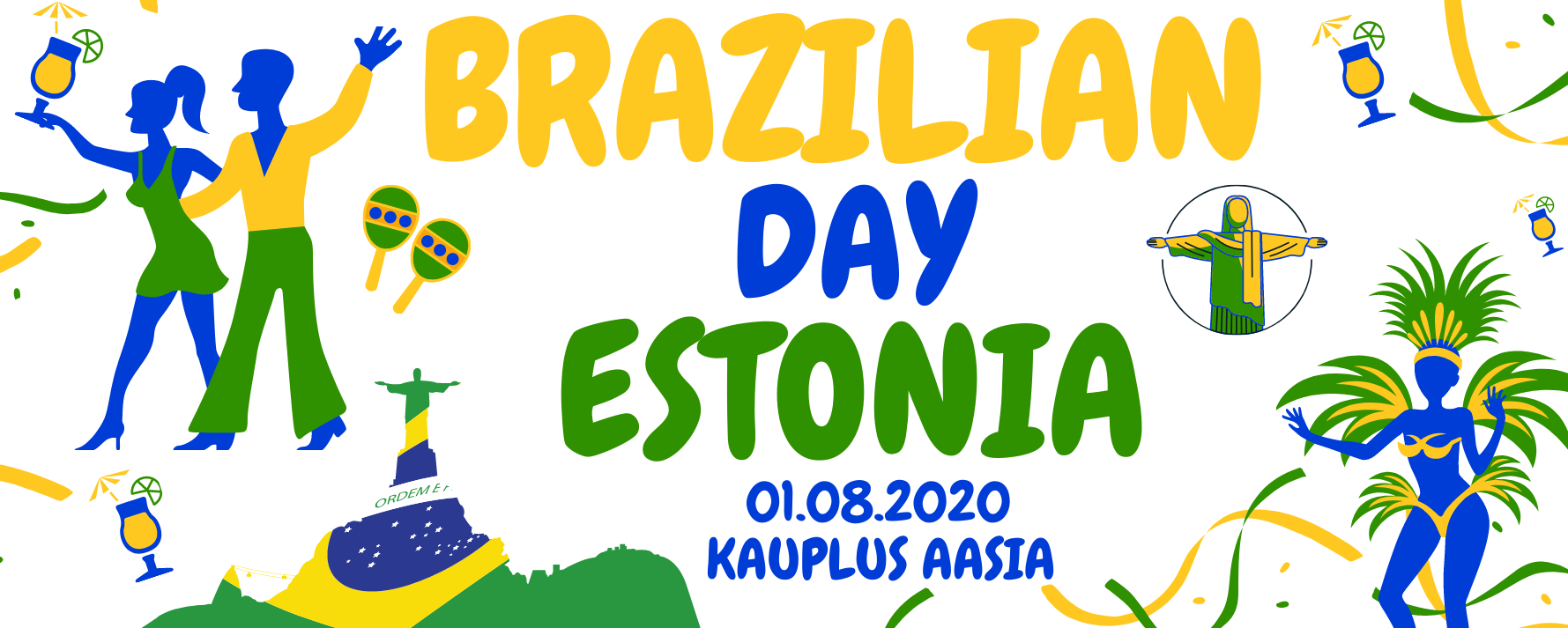 brazilian day na estonia