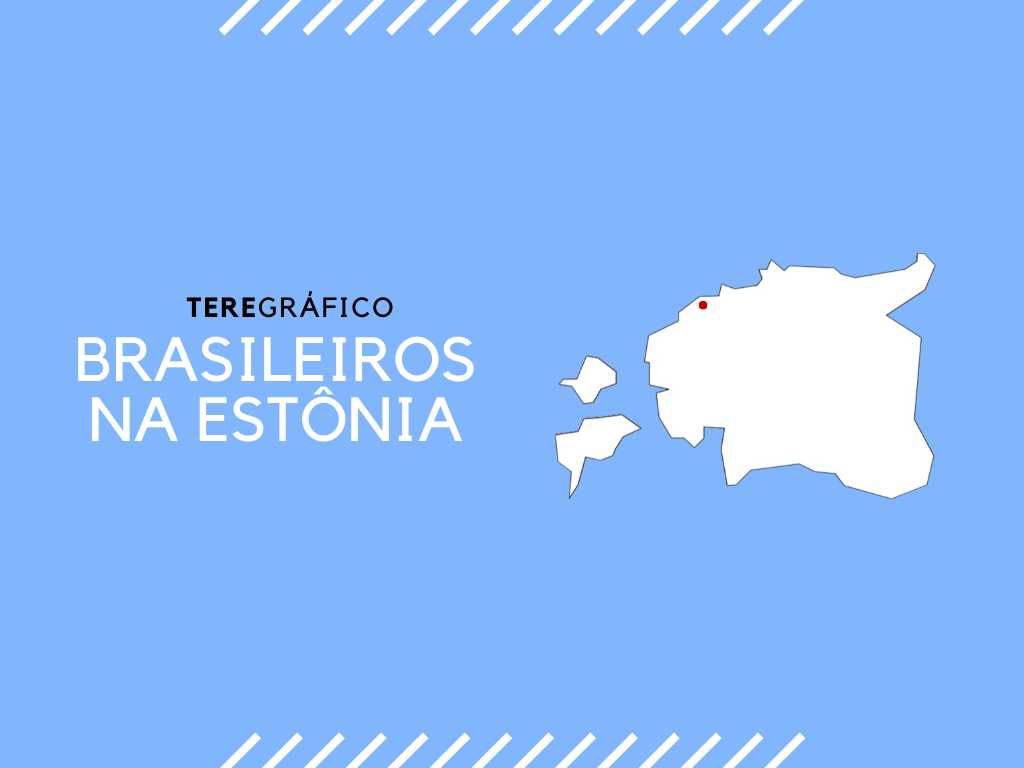 comunidade brasileira na estonia