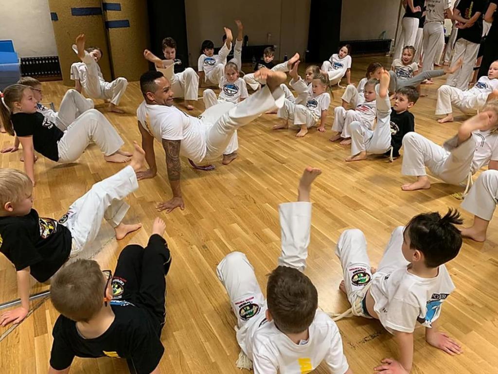 aulas capoeira na estonia