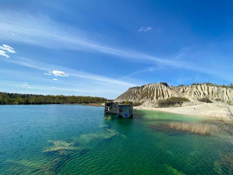 rummu quarry - foto Tere Tallinn