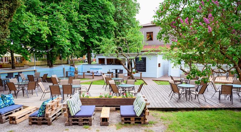 Villa Oliver, restaurantes em parnu
