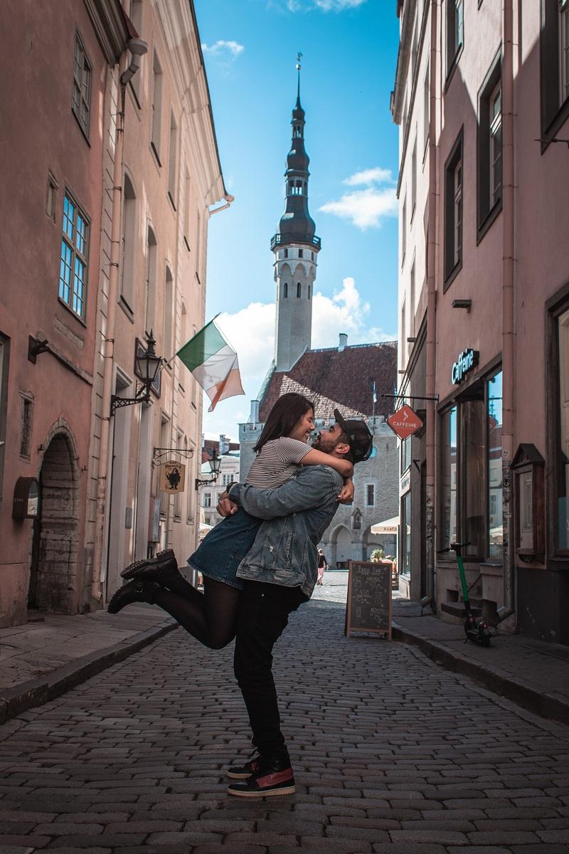 Tallinn Old Town lugares instagramáveis