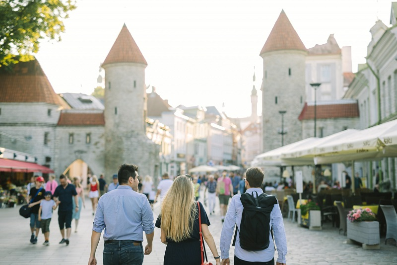 oportunidades de inovação estonia