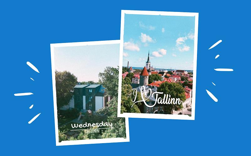 filtros no Instagram tere tallinn