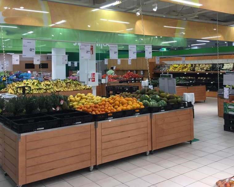mercado em tallinn