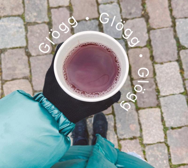 glogg vinho quente comidas tipicas natal na estonia