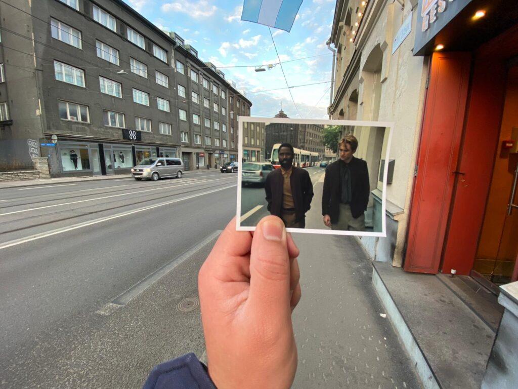 locações de tenet na estonia