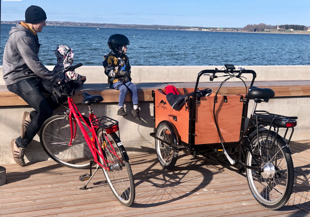 cargo bike tallinn