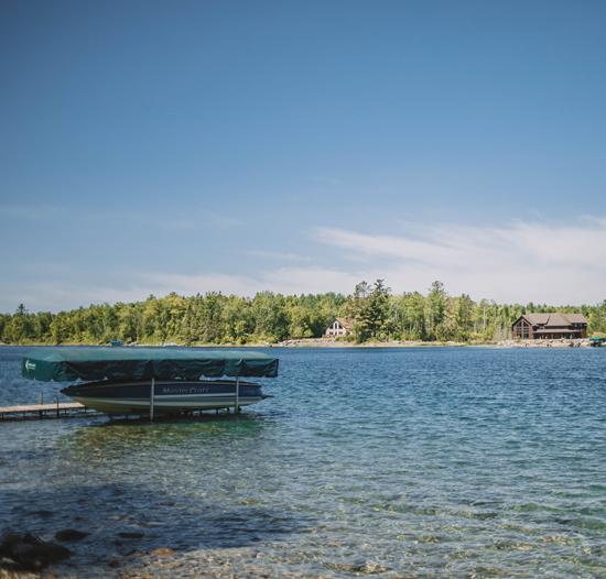 lakes area