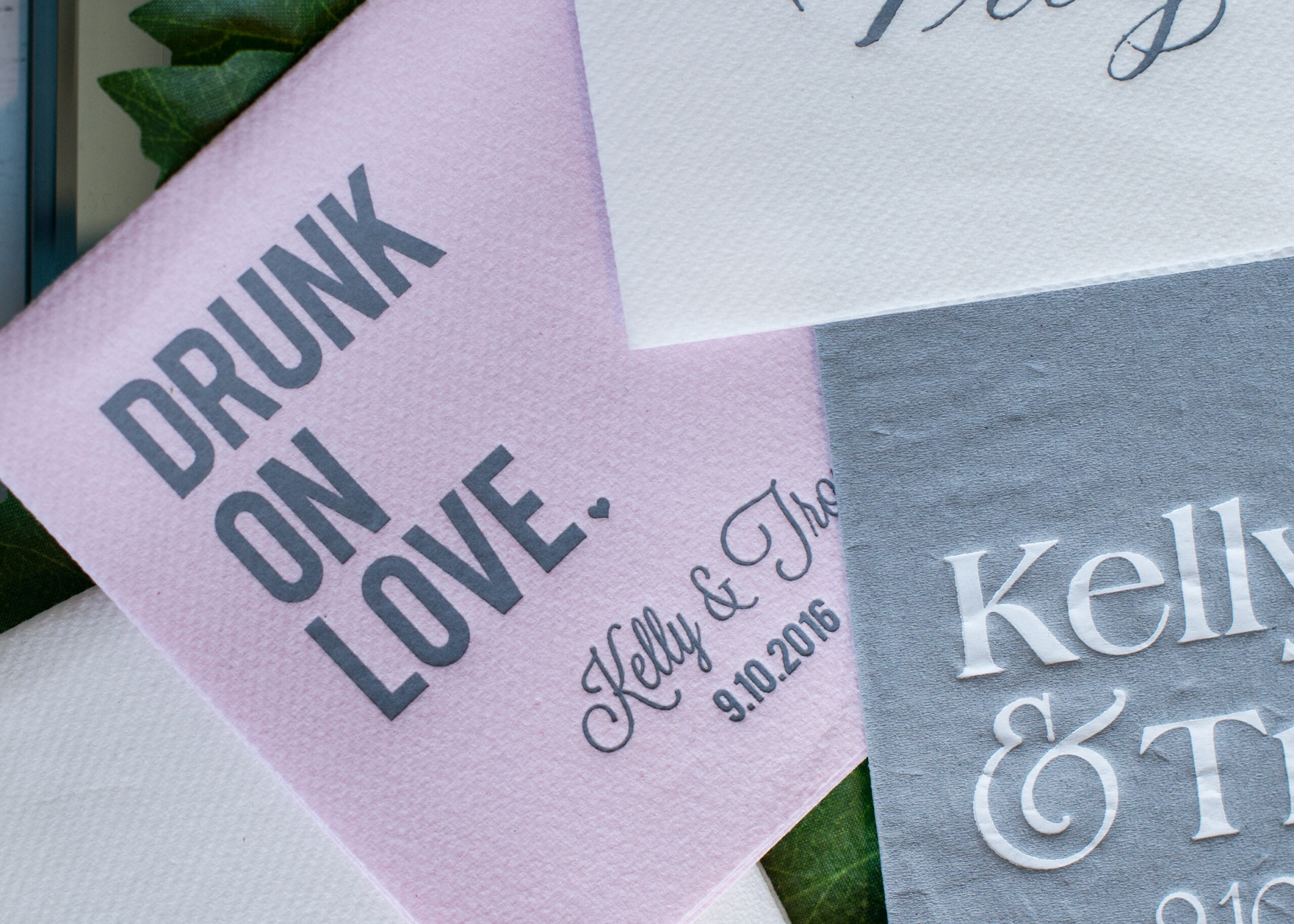 Personalized Napkins