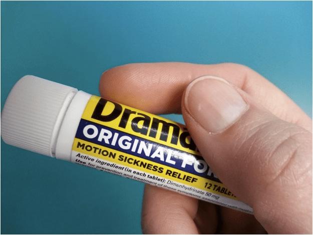 Dizziness medicine