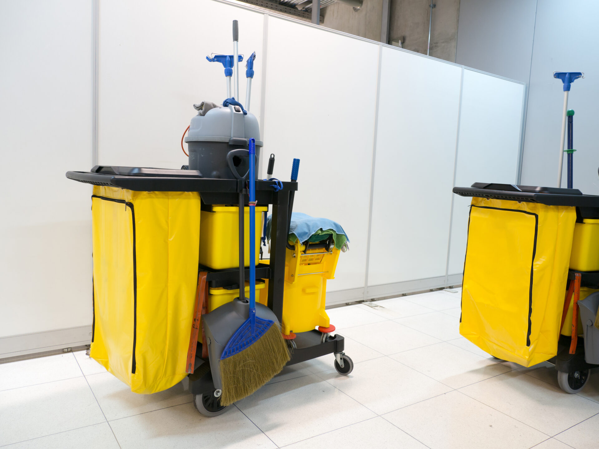 There's more to it than just this equipment. Special training required for the professional cleaning equipment.