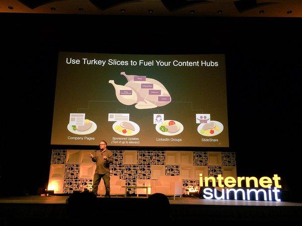 Jason Miller talks Turkey at Internet Summit