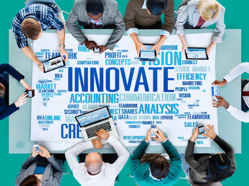 Innovate Ideas Inspiration Invention Creativity Startup