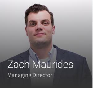 Founder, Zach Maurides