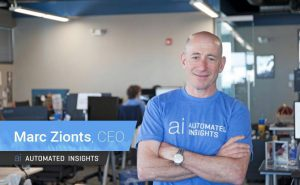 Automated Insights CEO