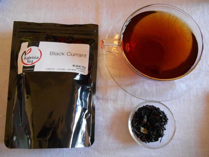 Kaleisia Black Currant Tea