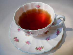 Upton Black Currant Tea