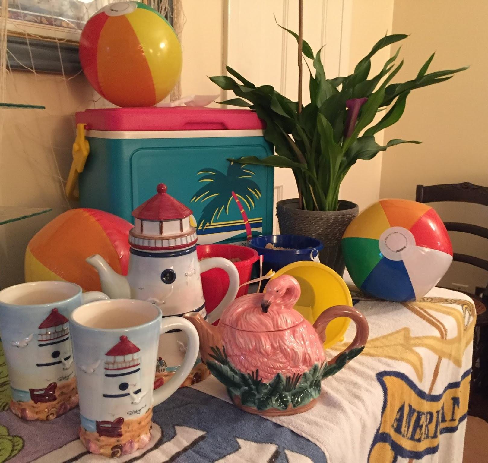 Beachin' Tea Party