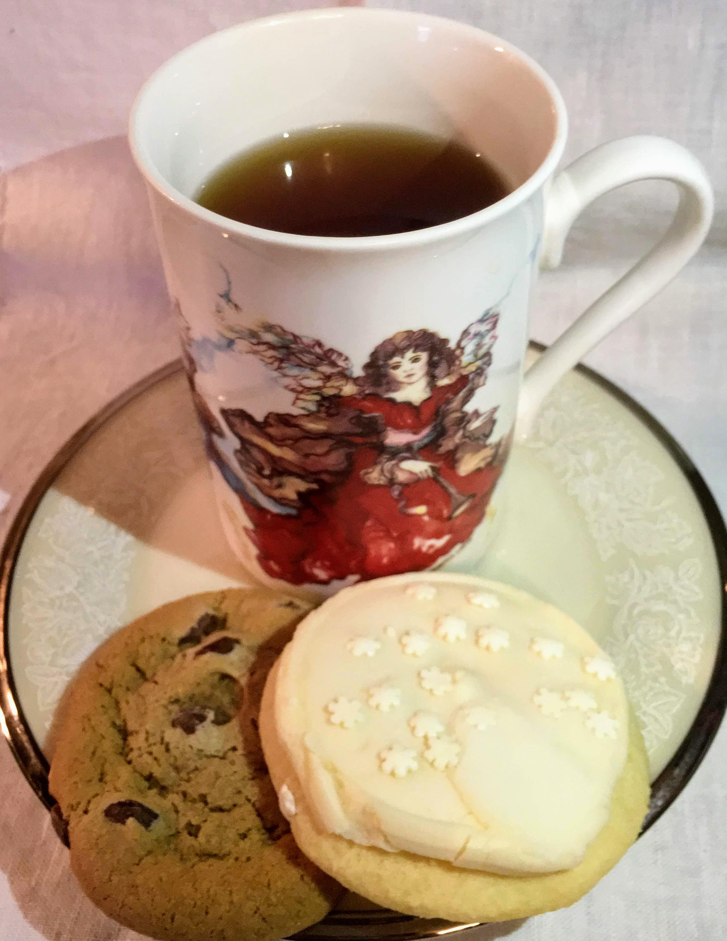 Winter Walnut Tea