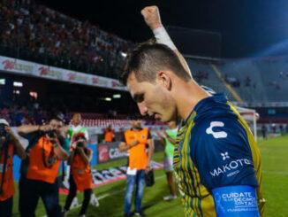 Sebastián Juarado festejó su primer victoria