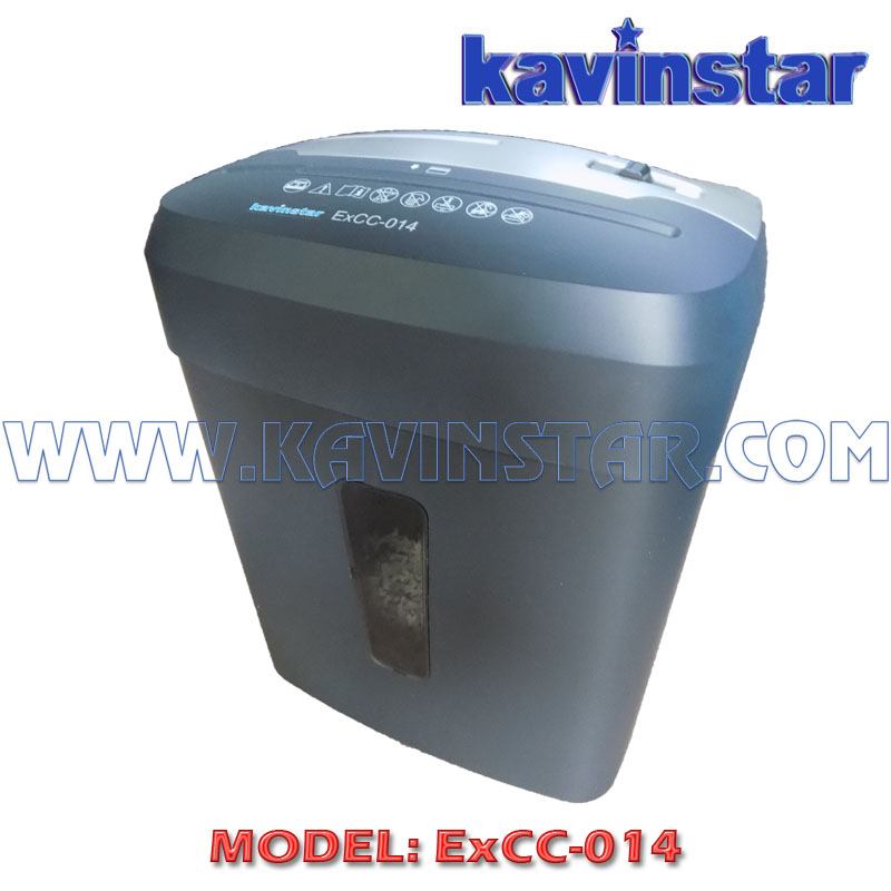 PAPER SHREDDER EXCC 014