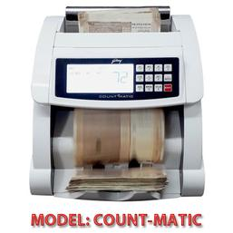 GODREJ NOTE COUNTING MACHINE WITH FAKE NOTE DETECTOR COUNT MATIC