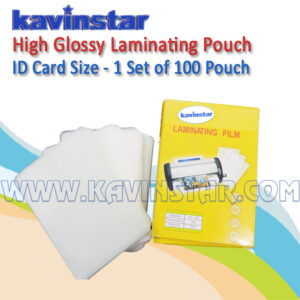 ID CARD LAMINATING POUCH