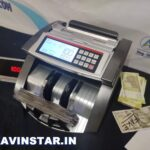 OLC PRIME CASH COUNTING MACHINE WITH FAKE NOTE DETECTOR