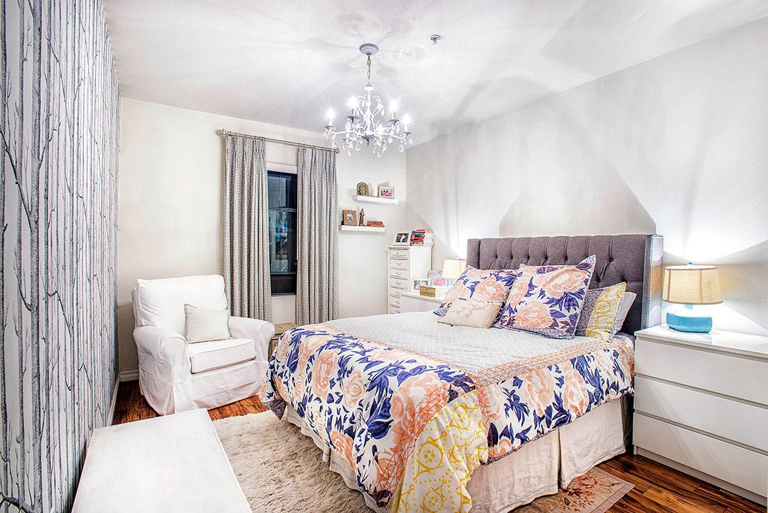 Pamela Day Designs - Interior Designer - Bedroom