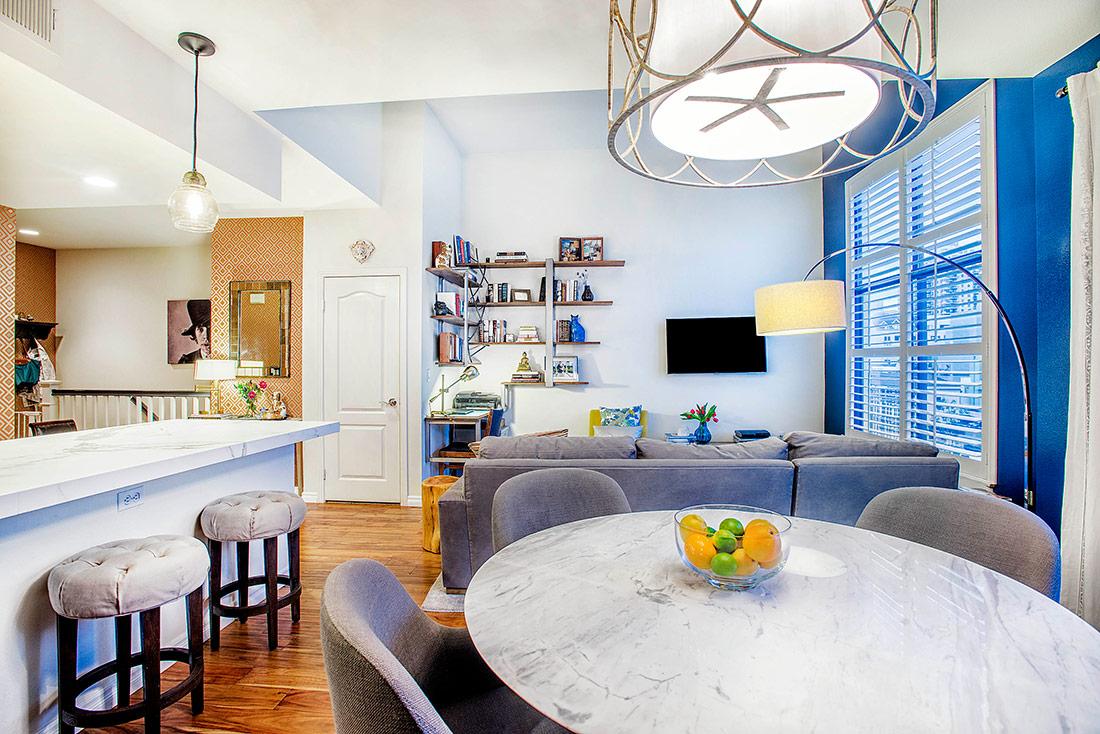 Pamela Day Designs - Interior Designer - Dining Area