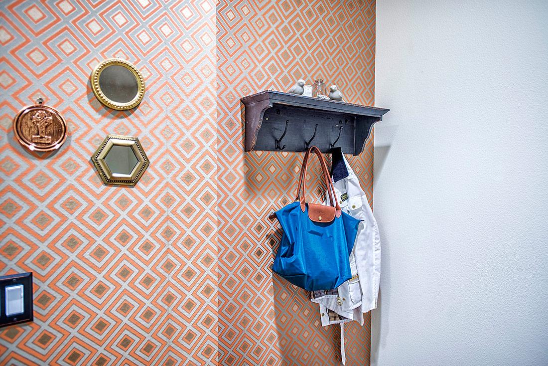 Pamela Day Designs - Interior Designer - Foyer