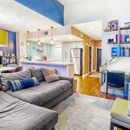 Pamela Day Designs - Interior Designer - Living Area