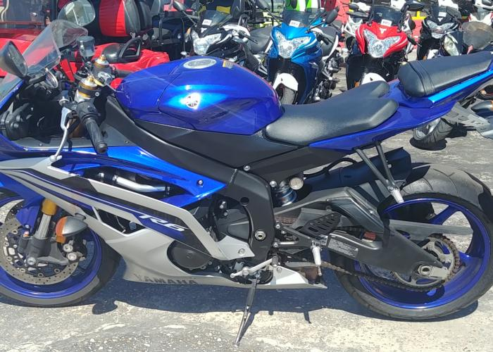 Yamaha - R6 - California Cycles - Outlaw Rentals - Motorcycle Rentals in Panama City Beach - 7