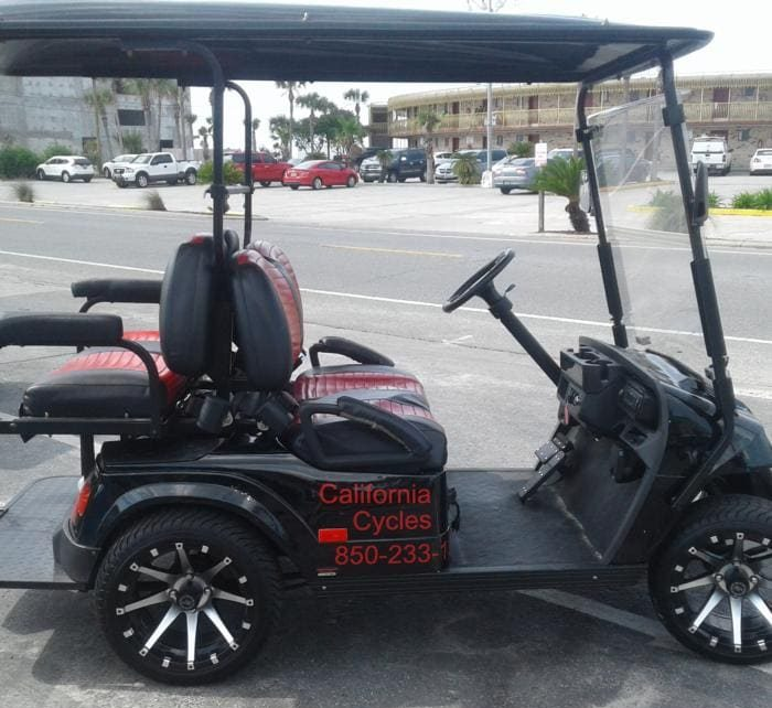 Contact Outlaw Rentals in Panama City Beach Florida