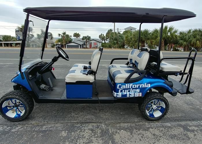 Golf Cart Rental Reservations in Panama City Beach
