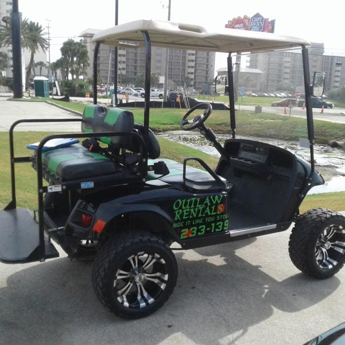 Golf Cart Rental Coupons in Panama City Beach