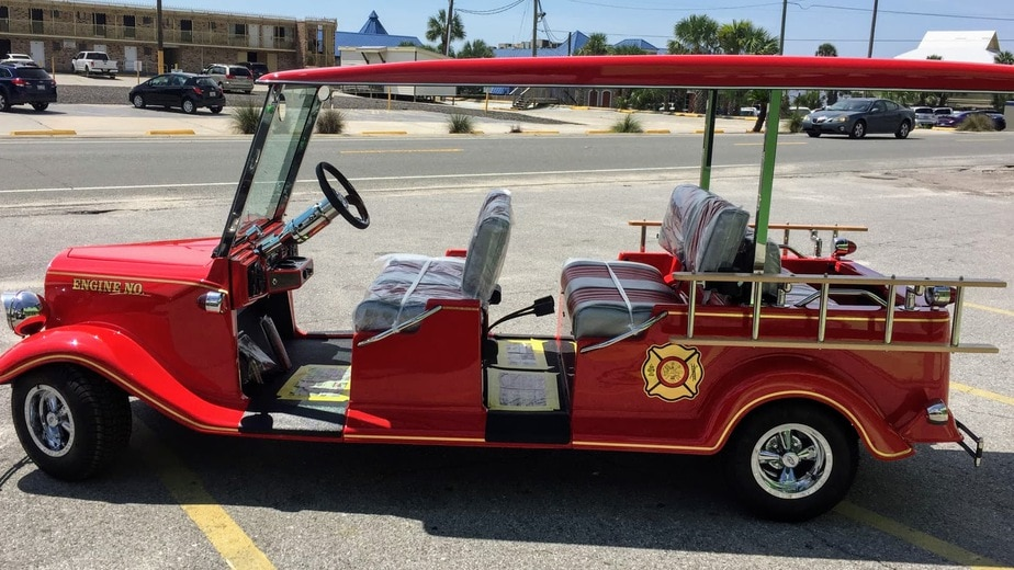 Golf Cart Rentals - Outlaw Rentals Luxury Golf Cart Rentals