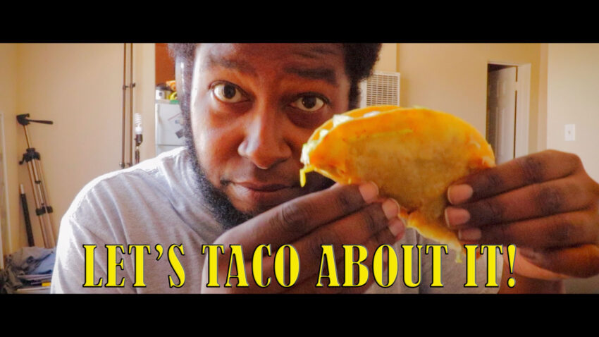 Getting Taco's from Lucy's Drive In in Los Angeles Jay Fingers