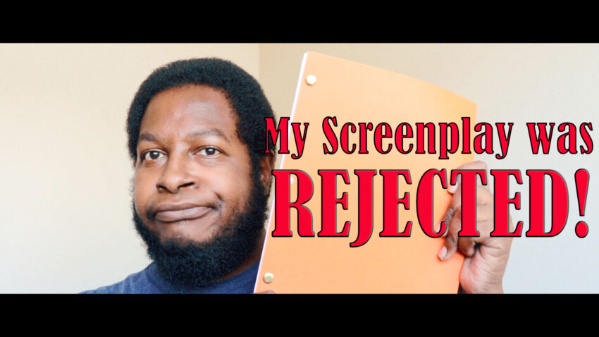 The Academy REJECTED MY SCREENPLAY