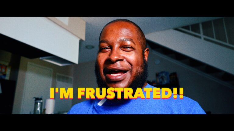 I'm Just a Little Frustrated 😖 | Jay Fingers
