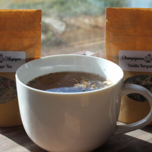 champignons magique tea